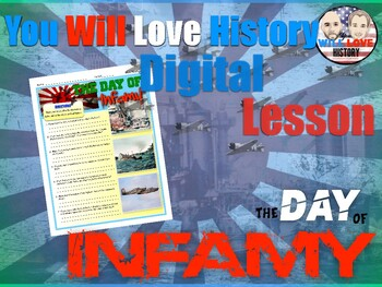 The Attack on Pearl Harbor: The Day of Infamy Digital Google Activity