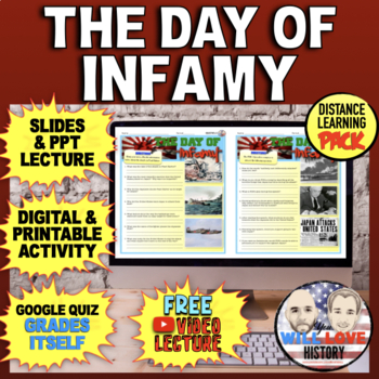 The Attack on Pearl Harbor: The Day of Infamy Bundle