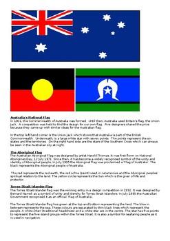 The Australian Flags