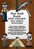 The Australian Gold Rush mini project, lesson activities a
