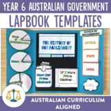 The Australian Government Research Lapbook and Unit Plan