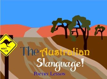 'The Australian Slanguage' WT Goodge