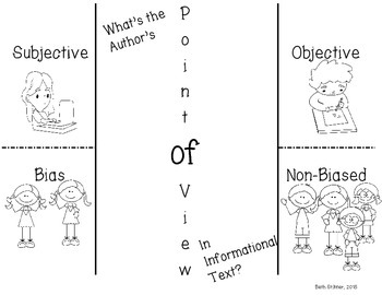 The Author's Point of View Foldable