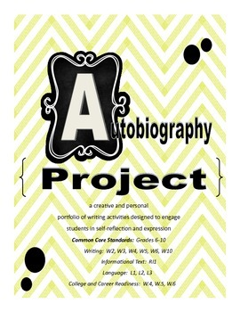 The Autobiography Project, a project-based collection of individual writing