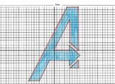 The Avengers - Coordinate Graphing Mystery Picture 4 Quadrants