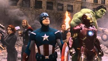 The Avengers: Textual Evidence, Plot, Summary, Theme, Argumentative Writing