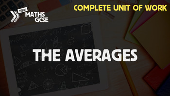 The Averages - Complete Unit of Work