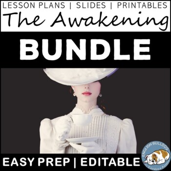 The Awakening Activity Mini Bundle