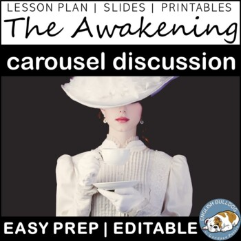 The Awakening Pre-reading Carousel Discussion