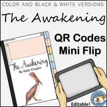 The Awakening QR Mini Flip
