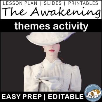The Awakening Themes Textual Analysis Activity