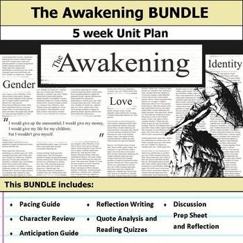 The Awakening by Kate Chopin Unit