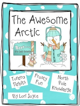 The Awesome Arctic Lesson Plan Unit