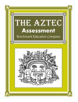Ancient Civilizations - The Aztec / Assessment / Benchmark