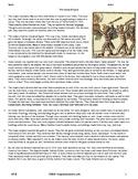 The Aztec Empire - Grade 5