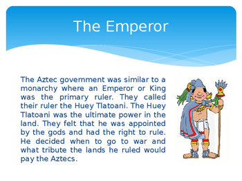 The Aztec Ruling System