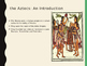 The Aztecs: An Introduction PPT