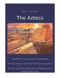 Aztec Unit Packet (Includes intro lesson for early Mesoame