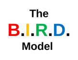 The B.I.R.D Model for Group Choreography
