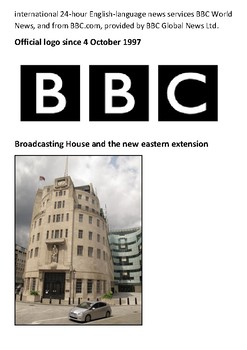 The BBC Handout with activities