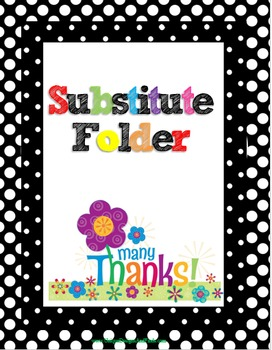 The BEST EDITABLE SIMPLE Sub Folder, Binder, and Documents you can Find!