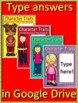 The Best Halloween Ever Novel Study Print AND Google™ Paperless w/ Self-Grading