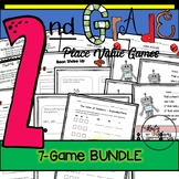The BEST Place Value Games: 2nd Grade Common Core Aligned