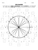 The BEST Unit Circle & Sine/Cosine/Tangent Graph Templates