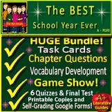The BEST School Year Ever Novel Study Unit with Google Dri