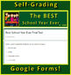 The BEST School Year Ever Novel Study Use With OR Without Google