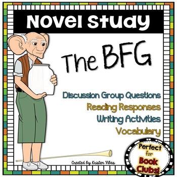 The BFG: a Novel Study