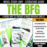 The BFG Foldable Novel Study Unit
