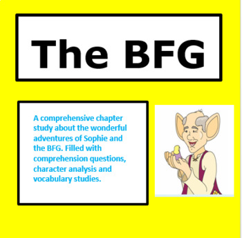 The BFG- A Comprehensive Chapter Study