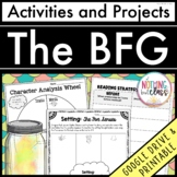 The BFG: Reading Response Activities and Projects