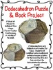 The BFG Art Project {Dodecahedron Puzzle & Book Project}