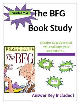 The BFG Book Study