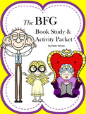 The BFG Book Study & Activity Packet