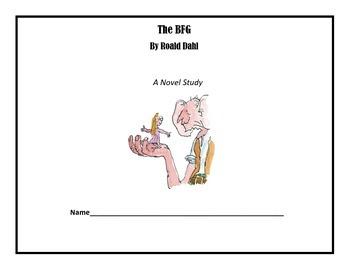 The BFG Character Study