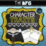 The BFG Character Traits Sorting Activities   The BFG Novel Study