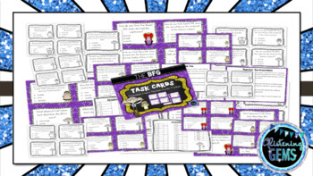 The BFG Character Trait Task Cards