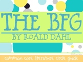 The BFG Literature Circle Guide
