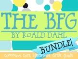 The BFG - Common Core Literature Circle Bundle