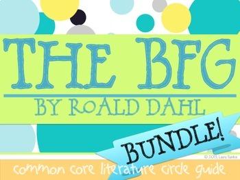 The BFG Literature Circle Bundle