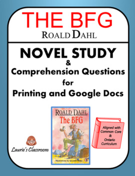 The BFG Comprehension Questions and Answers