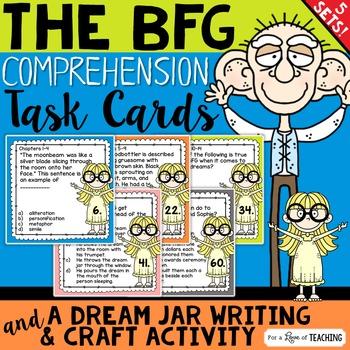 The BFG Comprehension Task Cards