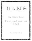 The BFG Comprehension Test