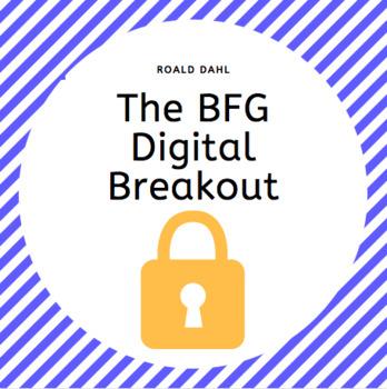 The BFG Digital Breakout Escape Room