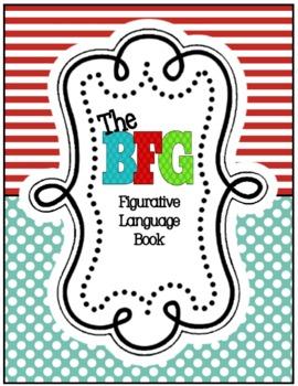 The BFG - Figurative Language - Class/Individual Book