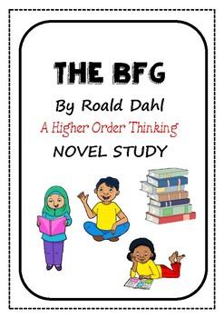 The BFG Higher Order Thinking Novel Study