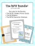 The BFG Interactive Novel Study Bundle!